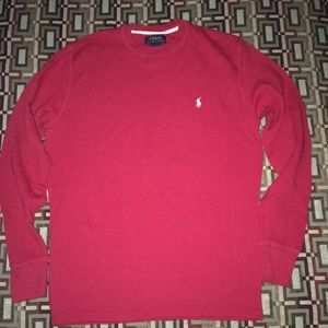 Men's Ralph Lauren Polo Thermal Size Small